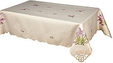 Lavender TABLECLOTHS, Table Runners, Chair ARM