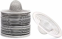 Lawei 30 Pcs Stainless Steel Sink Strainer Mesh