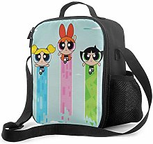 Lawenp Lunch Bag Insulated Lunch Box Cool The