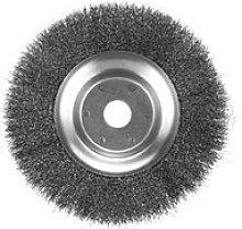 Lawn Mower Weeding Tray Wire Wheel Steel Brush