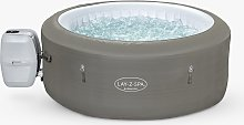 Lay-Z-Spa Barbados AirJet Round Inflatable Hot Tub
