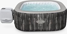 Lay-Z-Spa Majorca HydroJet Pro Square Hot Tub with