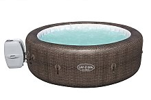 Lay-Z-Spa St Moritz 5-7 Person Hot Tub - Home