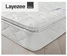 Layezee Fenner Bonnel Spring Pillowtop Mattress