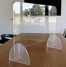 LAZ 3PCS Protection Screen for Counters,Clear