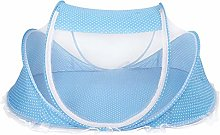 Lazmin Foldable Baby Mosquito Net Travel Bed,