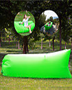 Lazy Lounger Inflatable Air Bed Sofa Lay Sack