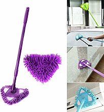 Lazy Mop, Mini Triangle Cleaning Mop, The Mop Head