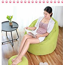 Lazy Sofa Creative Leisure Fabric Recliner Single
