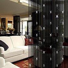 Lazyspace Beaded Curtain Bead String Curtain