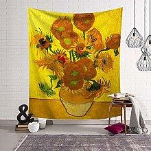 LBHHH Art Geometry Famous Van Gogh Print