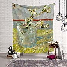 LBHHH Geometry Famous Van Gogh Print Tapestries