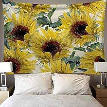 LBHHH Natural Scenery Flowers Van Gogh Sunflowers