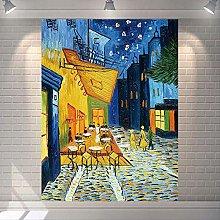 LBHHH Oil Painting Master Ins Artist Van Gogh
