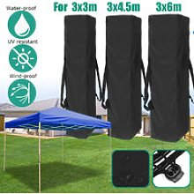 Lbtn - 3 Sizes Canopy Tent Gazebo Anti-UV