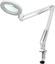 Lbtn - 60LED Desk Lamp 5X Magnifier Glass With