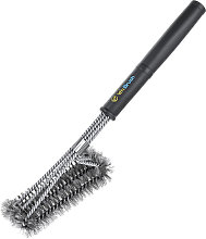 Lbtn - BBQ Barbecue Grill Cleaning Brush Kitchen