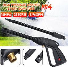 Lbtn - M14 High Pressure Washer Spray Gun Car Wash