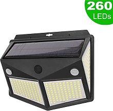 LCCDSD outside lights 260 Led Solar Motion Sensor