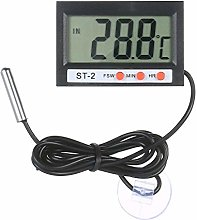 LCD Digital Aquarium Thermometer Terrarium