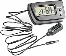 LCD Digital Thermometer, Digital Thermo-Hygrometer