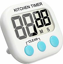 LCD Electronic Timer Digital Timers Kitchen Timer