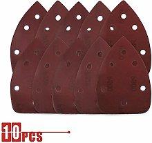 LCDIEB Sandpaper 30 PCS Sanding Sheets 140 * 140 *