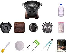 LCJD Household barbecue grill barbecue stove