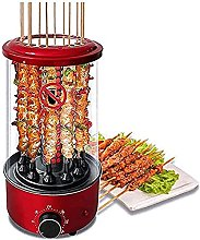 LCJD Portable Barbecue Grill,Electric Bbq