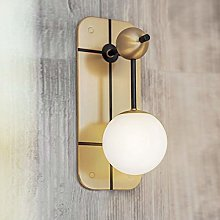 LCSD Wall Lights Brown Copper Wall Lamp Post
