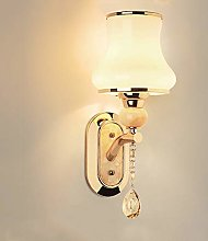 LCSD Wall Lights European Minimalist Golden Warm