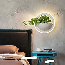 LCSD Wall Lights Northern Europe Led Lamp Bedroom