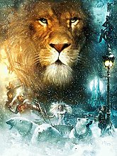 lcyab 1000 Piece Wooden Puzzle-Lion, Witch And