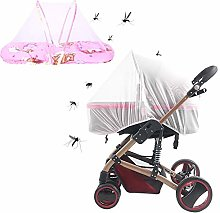 Ldawy Baby Mosquito Net, Baby Foldable Crib with