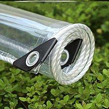LDFZ Waterproof PVC Plastic Tarp With Eyelets,