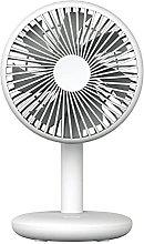 LDGGS Desktop Fan 2000mAh Battery Capacity USB