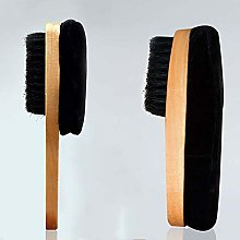 LDGS&TTW 2 Pieces Shoe Shine Brush Kit Polishing