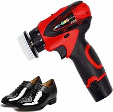 LDGS&TTW Electric Shoe Polish Kit, Quick Easy