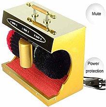 LDGS&TTW Electric Shoe Polisher, Automatic
