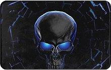LDHHZ Skulls Welcome Door Mat Indoor Outdoor