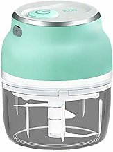 Ldiawnshi Electric Mini Garlic Chopper, Portable