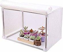 LDIW Mini Greenhouse Flowerpot Cover Gardening
