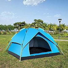 LDS Family Camping Pop Up Tent 2 3 4 Man Person