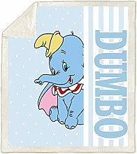 LDYJ Disney Dumbo Winnie Pet Tigger Baby Flannel