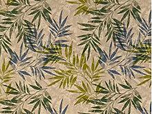 Le Chateau Oil Cloth Table Linen Per Metre Ferns