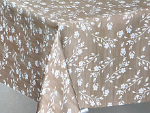 Le Chateau Oil Cloth Table Linen Per Metre Floral