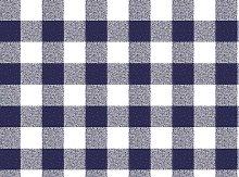 Le Chateau Oil Cloth Table Linen Per Metre Navy