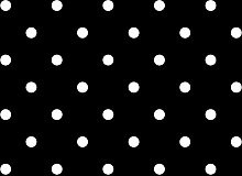 Le Chateau Oil Cloth Table Linen Per Metre White