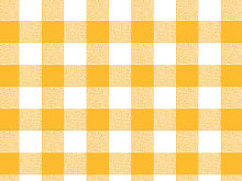 Le Chateau Oil Cloth Table Linen Per Metre Yellow