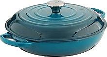 LE CREUSET 21180306422430 Gourmet Profit Pot 30 cm